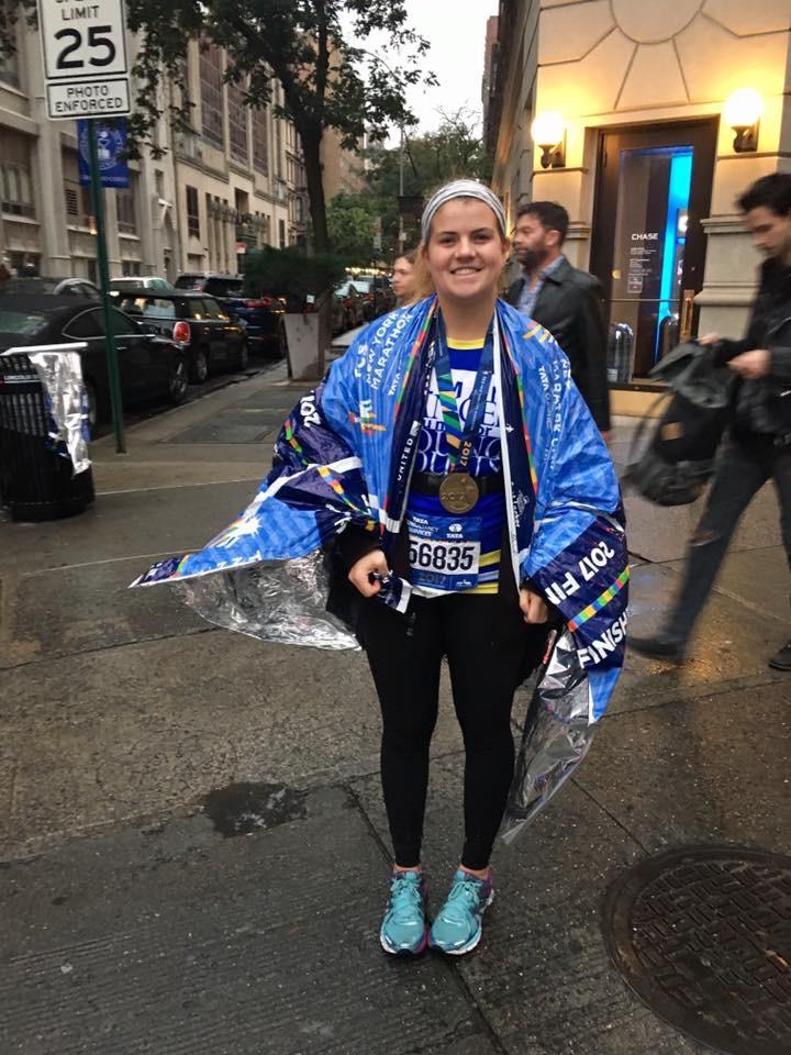 NYC Marathon - Charity Runners | Ulman Foundation